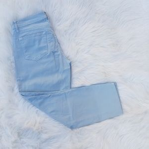 Skinny Ankle Crop Jegging